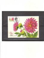 Carte Buzin - 3684 Dahlia - 1985-.. Vögel (Buzin)