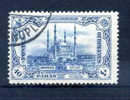 1913 TURCHIA N.176 USATO - 1858-1921 Impero Ottomano