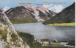 AK 0037  Seespitz Am Achensee - Verlag Monopol Um 1922 - Achenseeorte