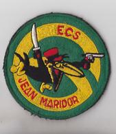 ECUSSON TISSON ARMEE DE L'AIR ECOLE DE CHASSE JEAN MARIDOR DE TOURS  GE 314 - Patches