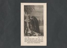 Doodsprentje Maria Catharina De Cuyper  (° 1879  -  † 1952) - Religión & Esoterismo
