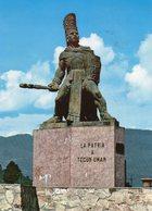 "GUATEMALA - Monument Of Tecun Uman , Quetzaltenango .   "" Voir Timbres "" - Guatemala"