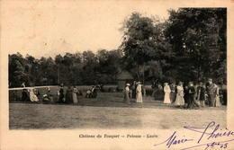 62 - LE TOUQUET - Château Du Touquet - Pelouse - Lawn - Le Touquet