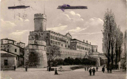 Trento - Castello Del Buon Consiglio (11099) * 24. 1. 1917 - Trento