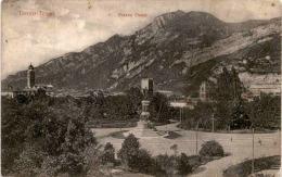 Trento - Trient - Piazza Dante (24773) * 6. X. 1910 - Trento
