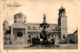 Trento - Il Duomo (7164) * Feldpost 22. 9. 1918 - Trento