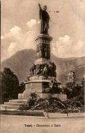 Trento - Monumento A Dante * Feldpost 30. XI. 1917 - Trento