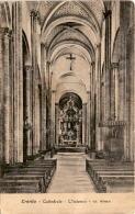 Trento - Cattedrale - L'Interno (449) * Feldpost 29. 9. 1915 - Trento