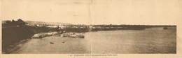 Equatorial Guinea 1920s Fernando Poo View Santa Isabel Panorama Heliotipia Artistica Viewcards - Guinea Equatoriale