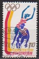 Lichtenstein 1976 MiNr.654 O Gest. Olympische Sommerspiele, Montreal ( 6594 ) )günstige Versandkosten - Liechtenstein