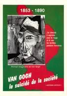 Illustrateurs - IIlustrateur Jeudy - Enghien Les Bains - Peintures - Peintre - Année Van Gogh - Autographe - Signature - Jeudy