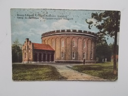 Leopoldsburg , 1928 Krijgsgevangenis Malakoff, Vele Groeten Vanuit Het Kamp - Leopoldsburg