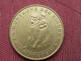FRANCE Monnaie De Paris La Montagne Des Singes 2004 - Monnaie De Paris