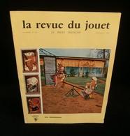 LA REVUE DU JOUET 1968 LE PANACHE BLANC  PHILIPS DEMUSA LEGO MATCHBOX ARBOIS Jouets SAM MECCANO TRIANG PINTEL - Jouets Anciens