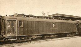 Wagon Postal (Extérieur)   - Voir Scan - Vieux Papiers