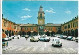 Sassuolo (Modena). Piazza Garibaldi. Auto, Car, Voitures. Furgone Pubblicitario Nocino. - Modena
