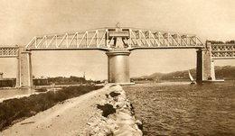 Pont Tournant Fermé (Ligne De Miramas - Etang De Caronte)   - Voir Scan - Vieux Papiers