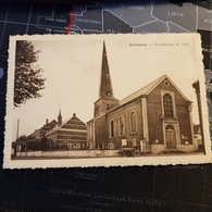 Beerlegem - Kloosterzicht En Kerk - Zwalm