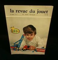 LA REVUE DU JOUET 1969 DELACOSTE MATCHBOX SOLIDO FISCHERTECHNIK PHILIPS FURGA VITTORIA VALENTINA DEMUSA MB - Toy Memorabilia