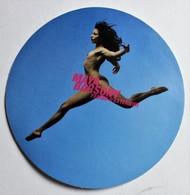 Autocollant Peu Courant Chanteuse Maya Barsony Nue Album Femme D'extérieur 2008 - Other Products
