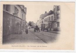 Yvelines - Rambouillet - Rue Nationale, Côté Du Château - Rambouillet
