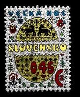 Slovaquie 2013  Mi.nr.: 703 Ostern  Oblitérés / Used / Gestempeld - Slowakische Republik