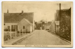 CPA - Carte Postale - Belgique - Moortzeele - Bottelaersche Steenweg ( SV5650) - Oosterzele