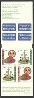 1998 Sweden Europa: National Days And Festivals Booklet (** / MNH / UMM) - Europa-CEPT