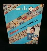 "LA REVUE DU JOUET 1971 CHAMPION SAFIR PINTEL MATCHBOX PIPO GIVORS THIENNOT COMME MAMAN SEBINO TITTI LEGO "" Filles "" - Jouets Anciens"