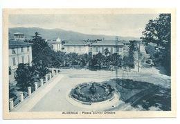 ALBENGA  - Piazza XXVIII Ottobre - Savona