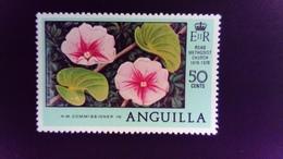 Anguilla 1978 Fleur Flower Yvert 274 ** MNH - Anguilla (1968-...)