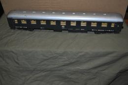 Rare Grand Wagon De Voyageur De Longueur 51 Marque Lima - Trains électriques