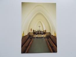 LINT - Dominikanessen Van Bethanië, Kapel Binnenzicht - Lint