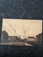 Düsseldorf - Obercassel (NRW) Luegplatz U. Luegallee // Mit Belg.Militairpost Stempel 1919 - Duesseldorf