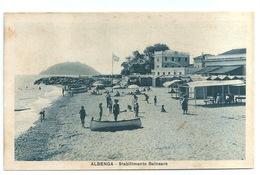 ALBENGA - Stabilimento Balneare - Savona