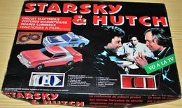 Très Rare Circuit Automobile Starsky Et Hutch Années 80 - Road Racing Sets