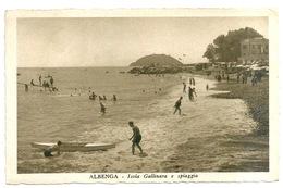 ALBENGA - Isola Gallinara E  Spiaggia - Savona
