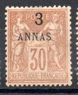 Zanzibar  Sansibar Y&T 6* - Sansibar (1894-1904)
