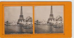 EXPOSITION 1900 COLLECTION FELIX POTIN N° 24      LE GLOBE CELESTE - Fotos Estereoscópicas