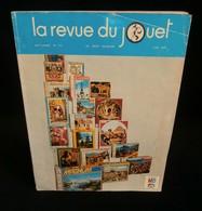 LA REVUE DU JOUET 1972 Puzzles MB DEMUSA AJENA SEBINO METTI DELACOSTE SUBBUTEO MARKLIN FISCHERTECHNIK MAJORETTE - Toy Memorabilia