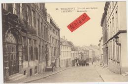 Tienen, Thienen, Tirlemont,Wolmarkt, Algemeen Overzicht, Topkaart! - Tienen