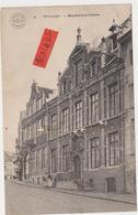 Tienen, Thienen, Tirlemont,Wolmarkt,Marché Aux Laines, Met Ruitersbeeld Winkel Desneux Op Achtergrond, Topkaart!!! - Tienen