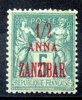 Zanzibar  Sansibar Y&T 17* - Sansibar (1894-1904)