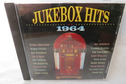 "CD ""Jukebox Hits Of 1964"" Div. Interpreten - Hit-Compilations"