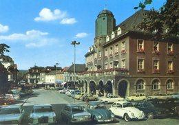 Menden Im Sauerland - Am Rathaus - Voiture Coccinelle - Menden