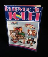 LA REVUE DU JOUET 1975 CEJI DELACOSTE NANCY FAMOSA TIPP-KICK MAKO LEGO LONE RANGER MAJORETTE AJENA SIKU ELLEGI EFFE - Toy Memorabilia