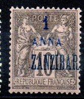 Zanzibar  Sansibar Y&T 21* - Sansibar (1894-1904)