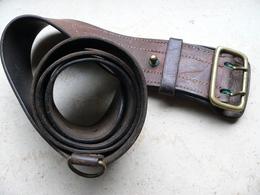 Ceinturon Officier Français 1940 - Decorative Weapons