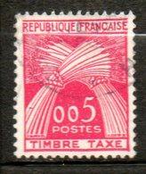 FRANCE Taxe  1960 N° 90 - Taxes