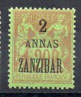 Zanzibar  Sansibar Y&T 23* - Sansibar (1894-1904)